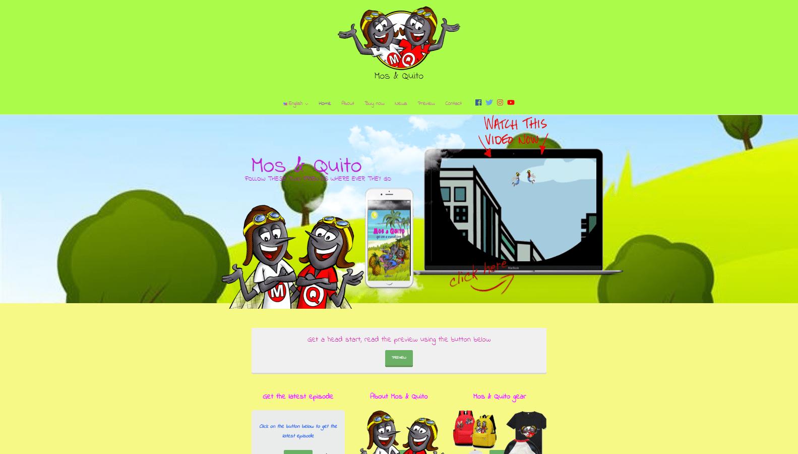 mosandquito.com